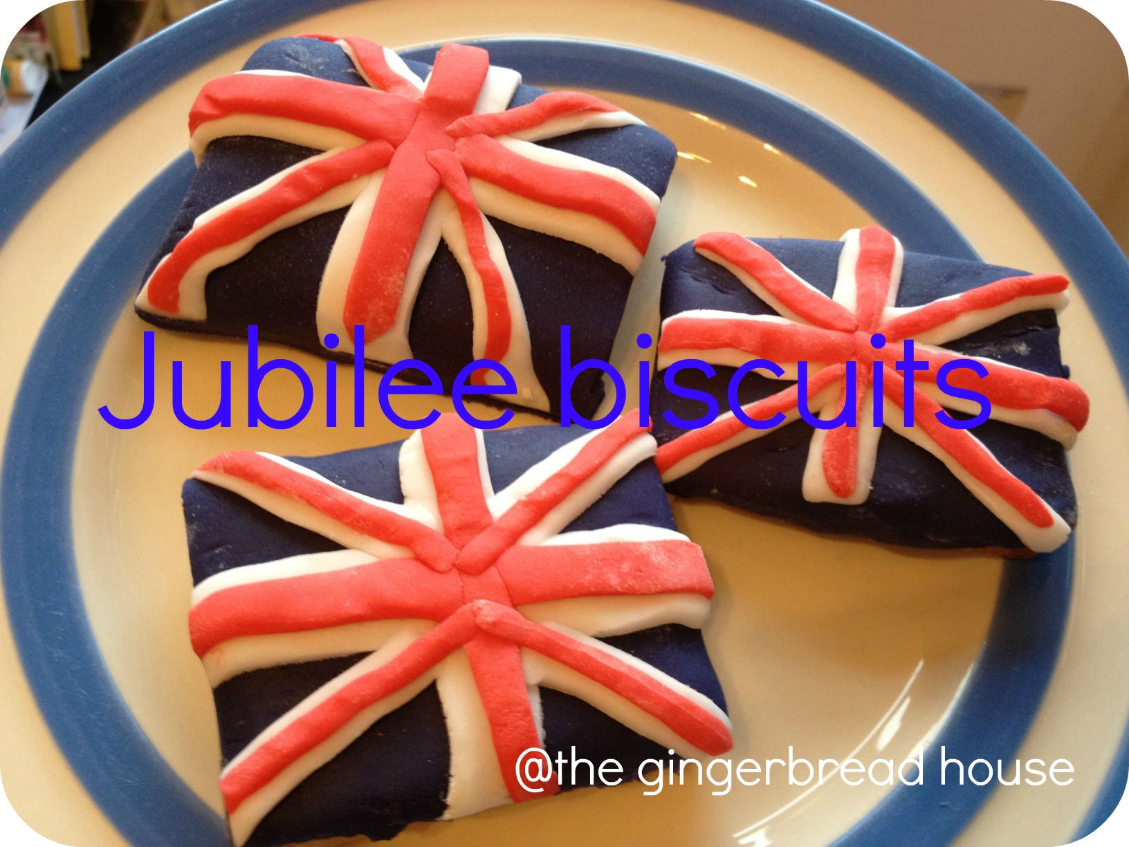 easy jubilee biscuits