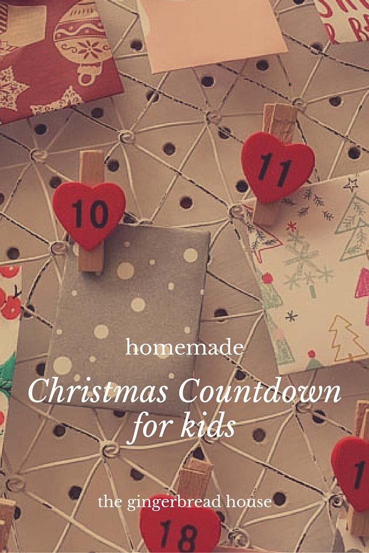 Christmas Countdown for kids