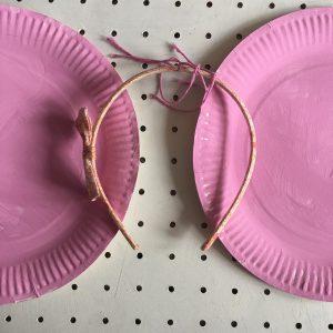 BFG paper plate ears