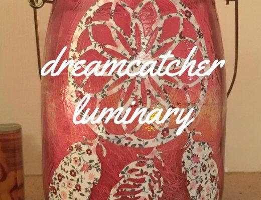 dreamcatcher luminary