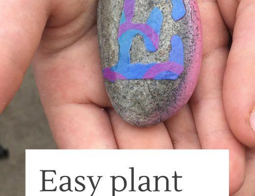 Easy plant marker