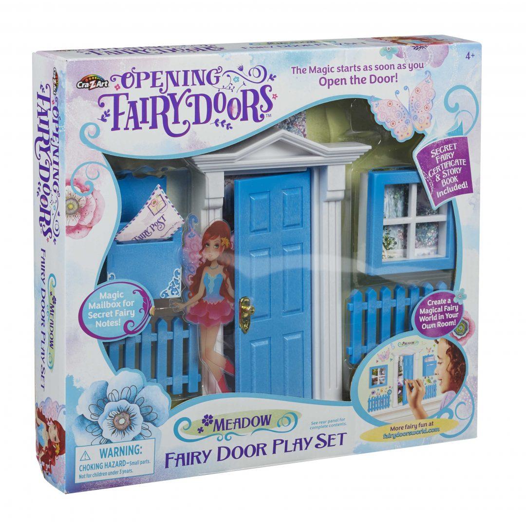 Fairy Doors Willow playset