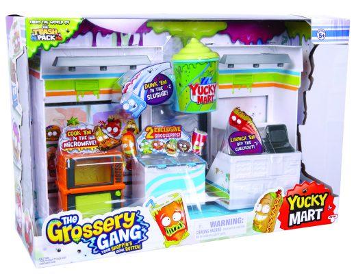 The Grossery Gang Yucky Mart Playset
