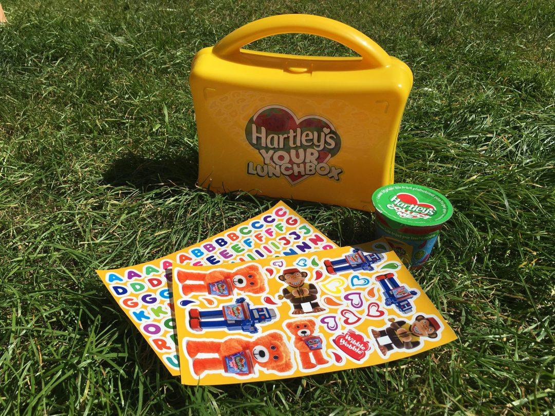 #HartleysYourLunch Challenge