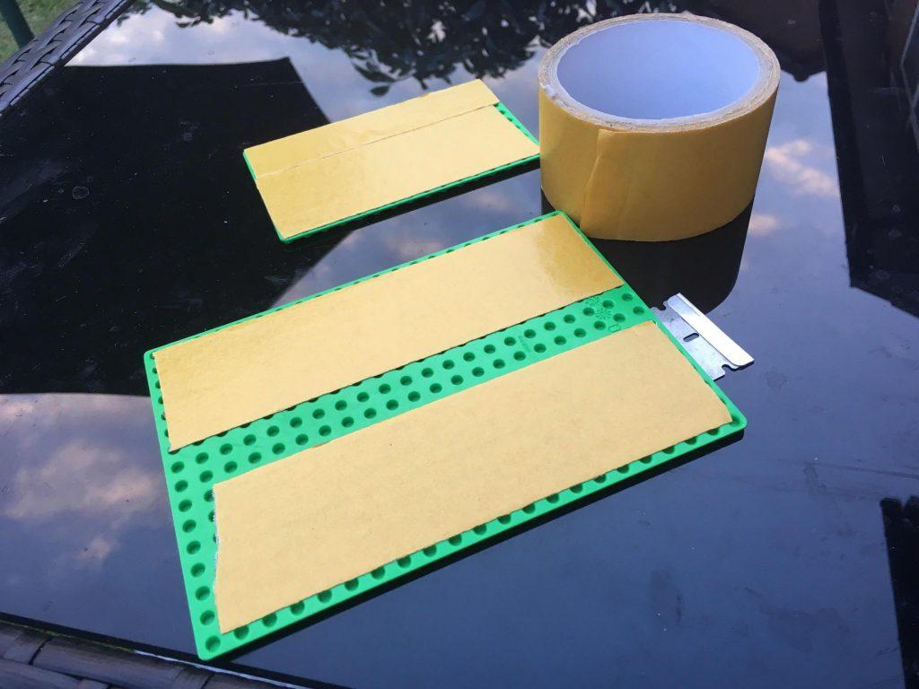 Portable Lego Kit tutorial