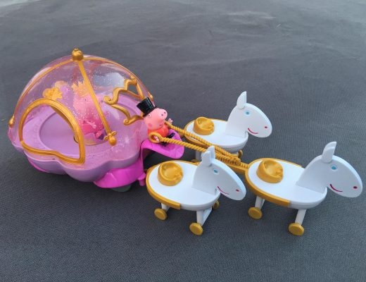 Princess Peppa's Carriage