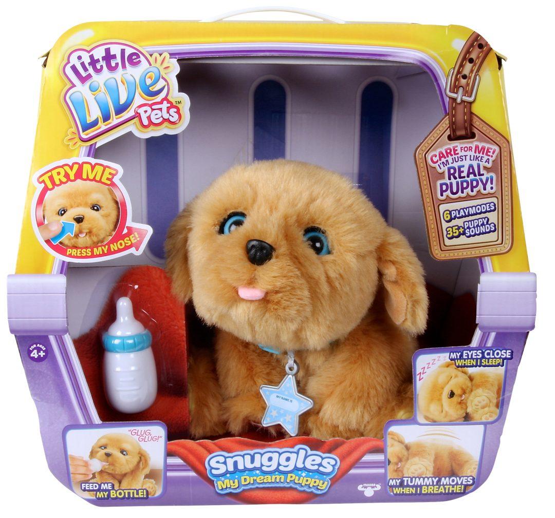 Snuggles My Dream Puppy