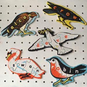 Waddingtons vintage jigsaw puzzle