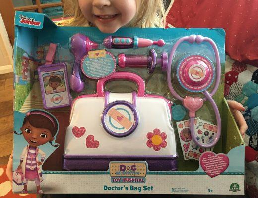 Doc McStuffins Toy Hospital Bag Set