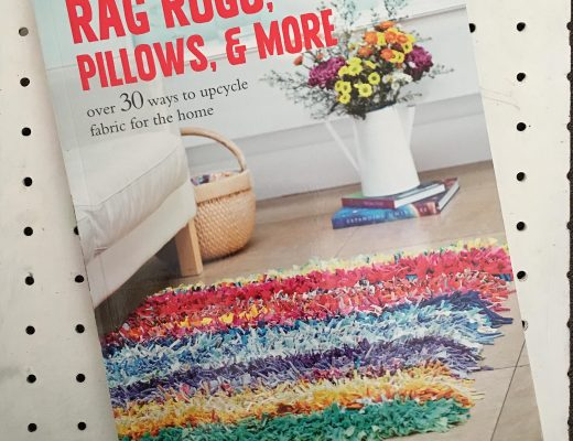 Rag Rugs, Pillows and More book cover