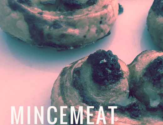 simple recipe for mincemeat palmiers