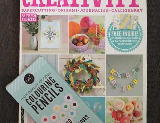 Mollie Makes Creativity bookazine