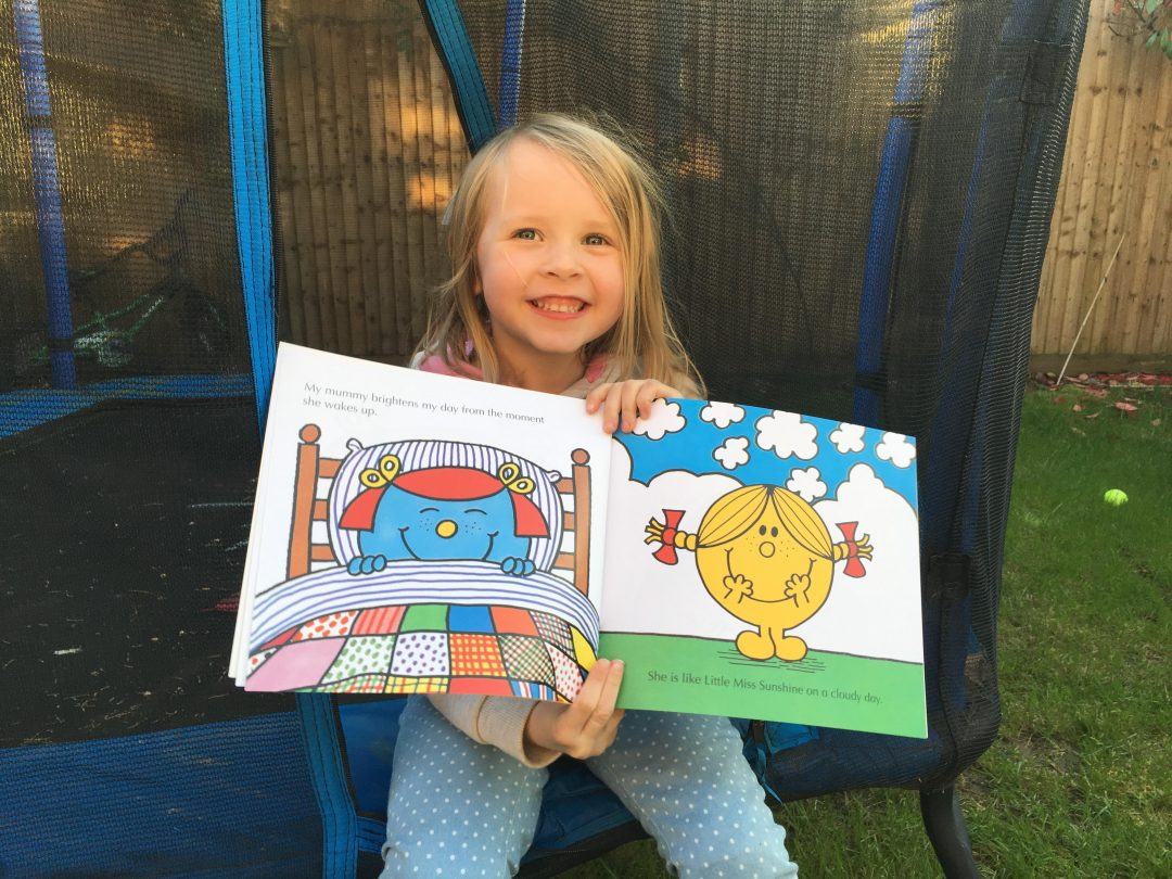 Win a bundle of Mr Men books for Mothers Day