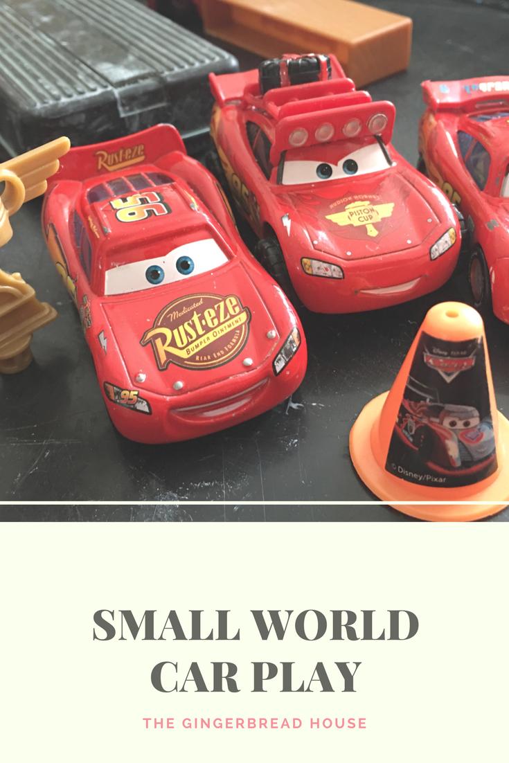 Small world car play