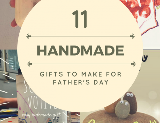 11 handmade gifts for Father's Day