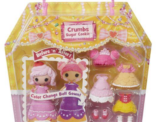 Win 2 x Mini Lalaloopsy Mix N Match dolls
