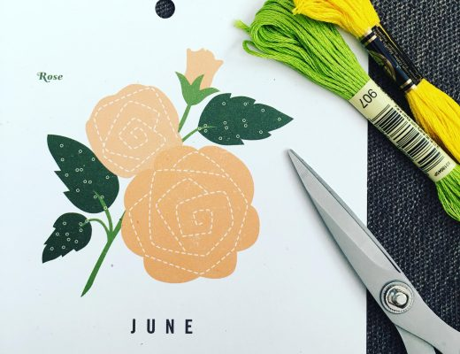 picture for June