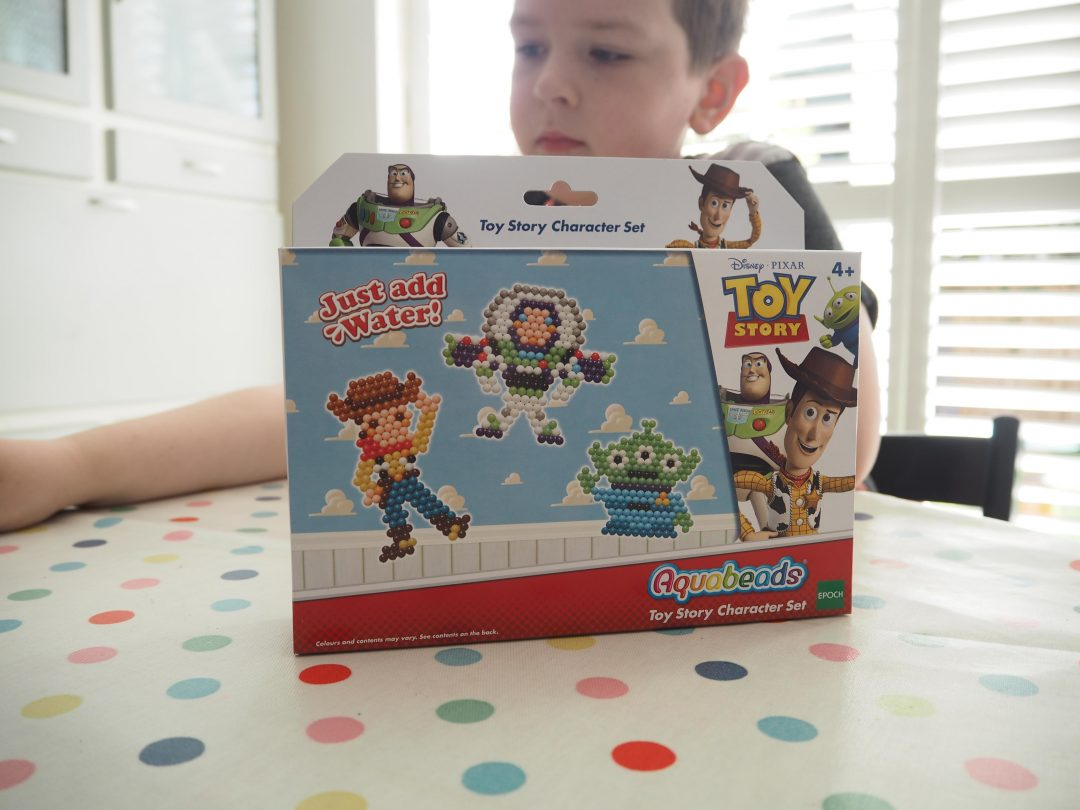 Aquabeads Toy Story figure set