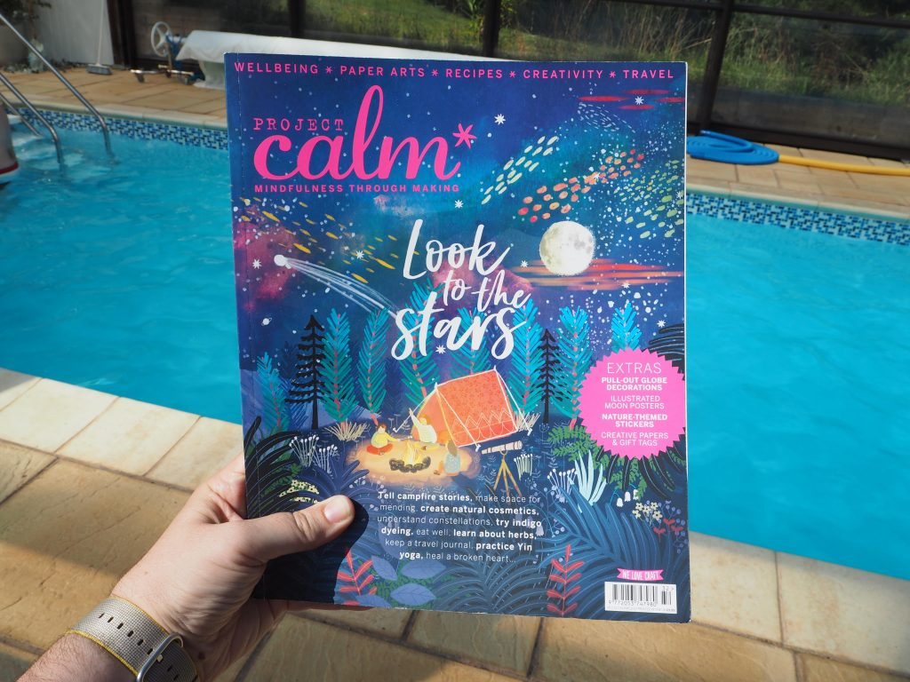 Project Calm magazine issue 5