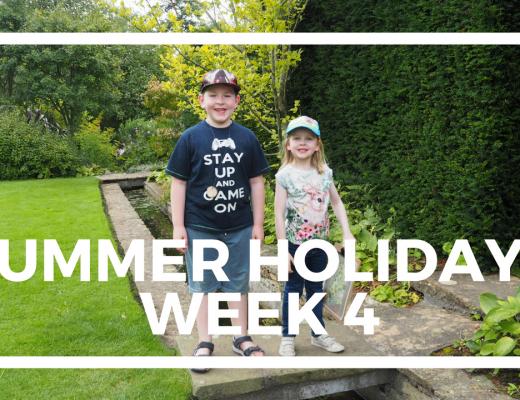 Summer holidays weekly vlog