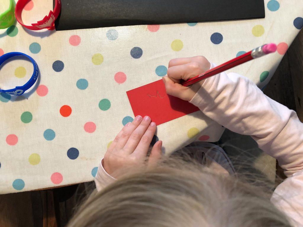 PJ Masks craft for kids