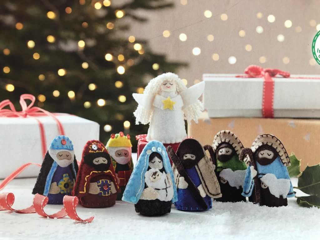 win an advent sewing kit