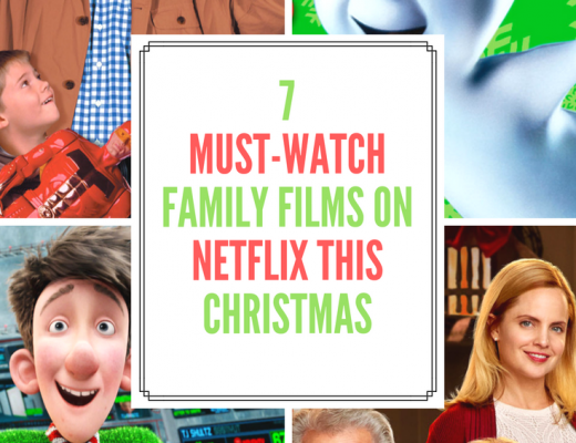 Family-friendly films to watch on Netflix this Christmas