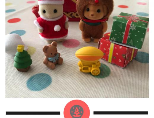 Sylvanian Families Christmas crafts for kids to make
