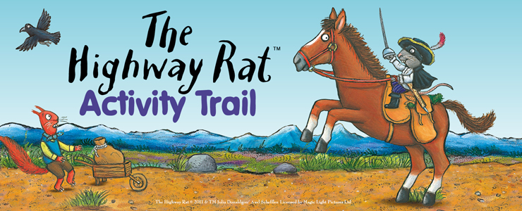 The Highway Rat Activity Trail