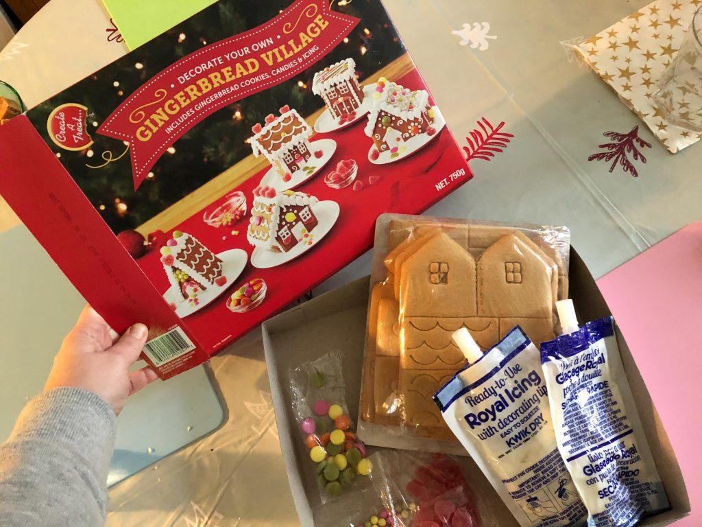 Gingerbread Village from Morrisons