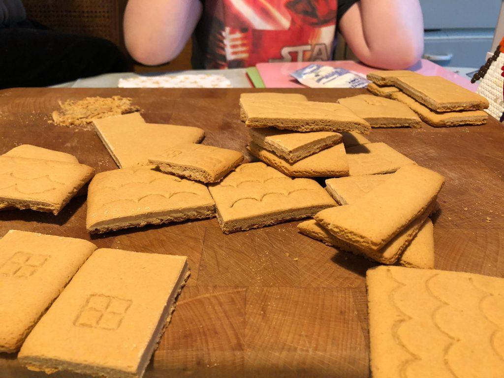 Morrisons Gingerbread Village