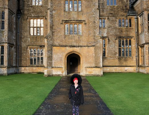 A day out at Barrington Court Somerset