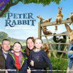 Win 1 x 3 Peter Rabbit Movie bundles