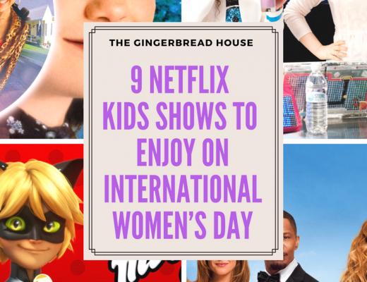 Netflix shows to enjoy on International Women's Day