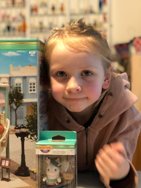 Sylvanian Families Town range