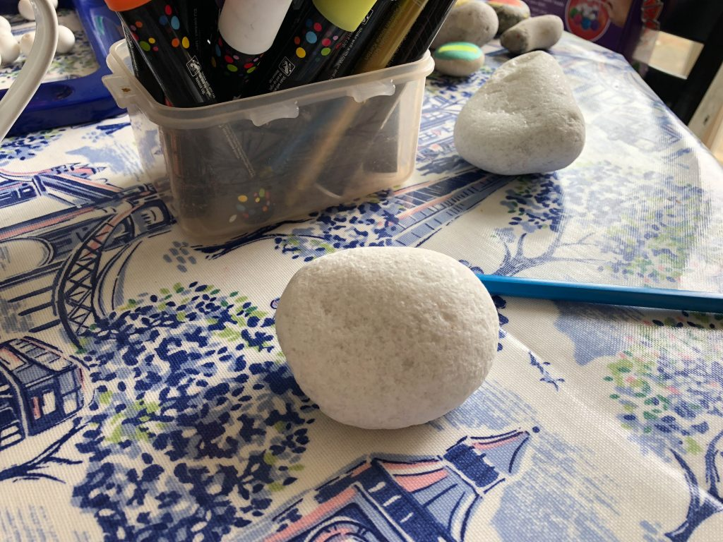 perfect stones for creating painted rocks