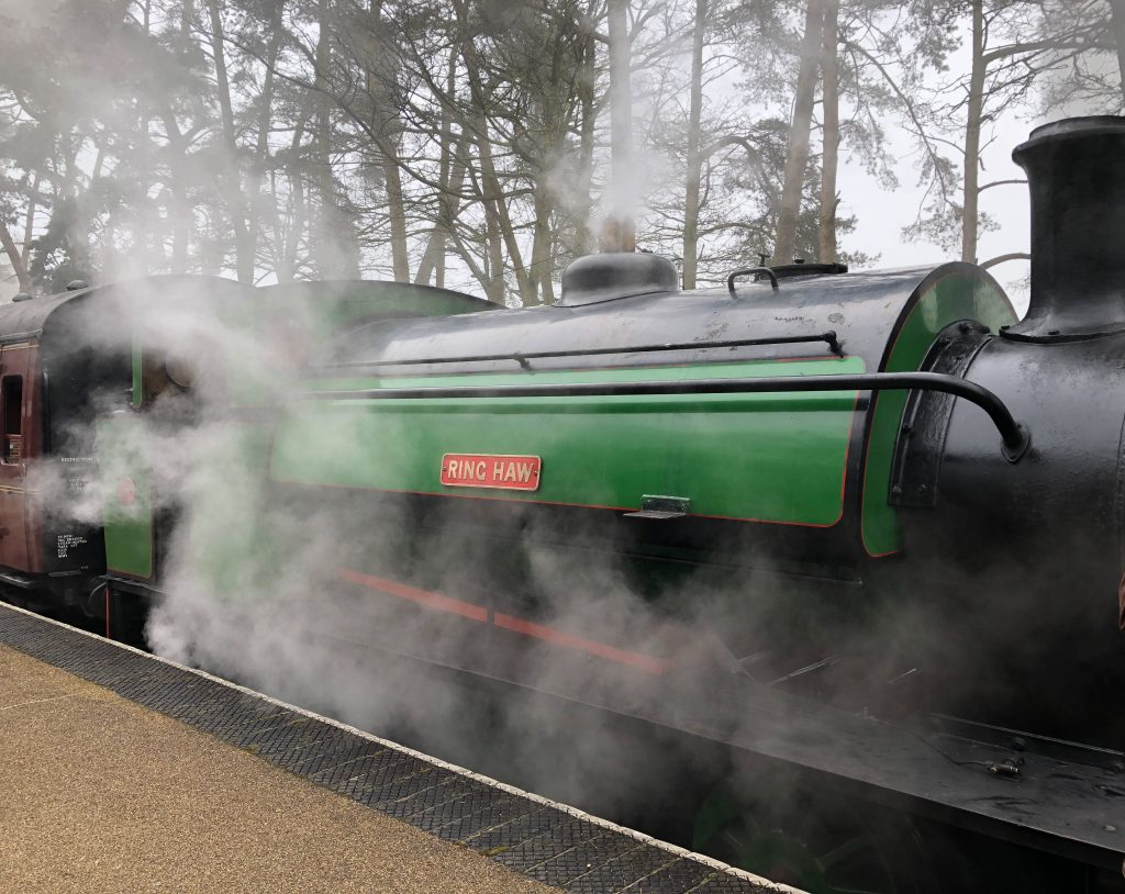 Sheringham to Holt {North Norfolk Railway}