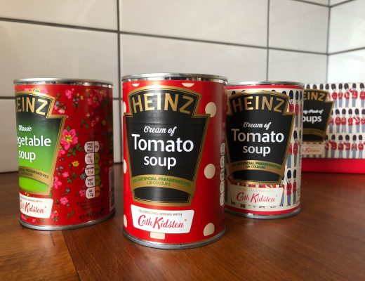 The Exclusive Heinz X Cath Kidston Collector's Box