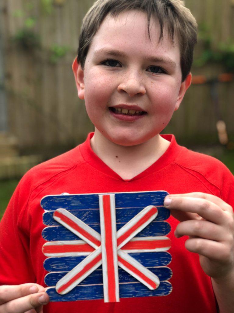 Royal Wedding craft for kids