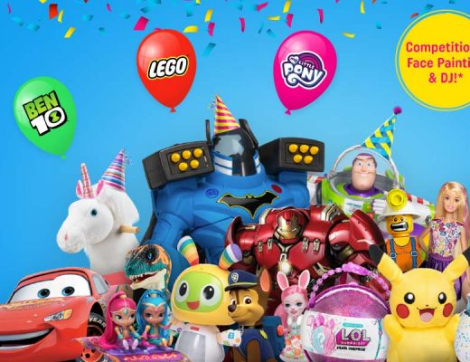 Smyths Toys Superstores Party on May 26th