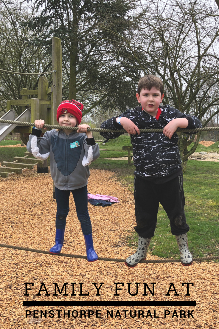 A great family day out at Pensthorpe Natural Park