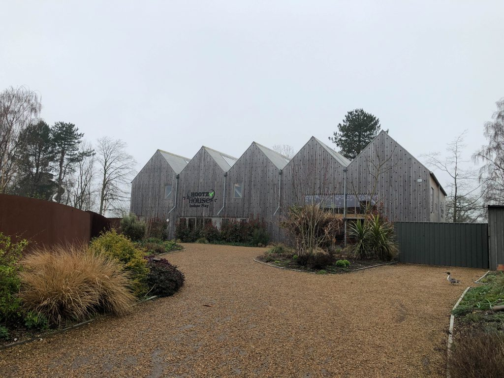 Hootz House at Penthorpe