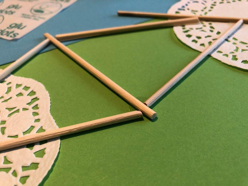Tour de France craft for kids