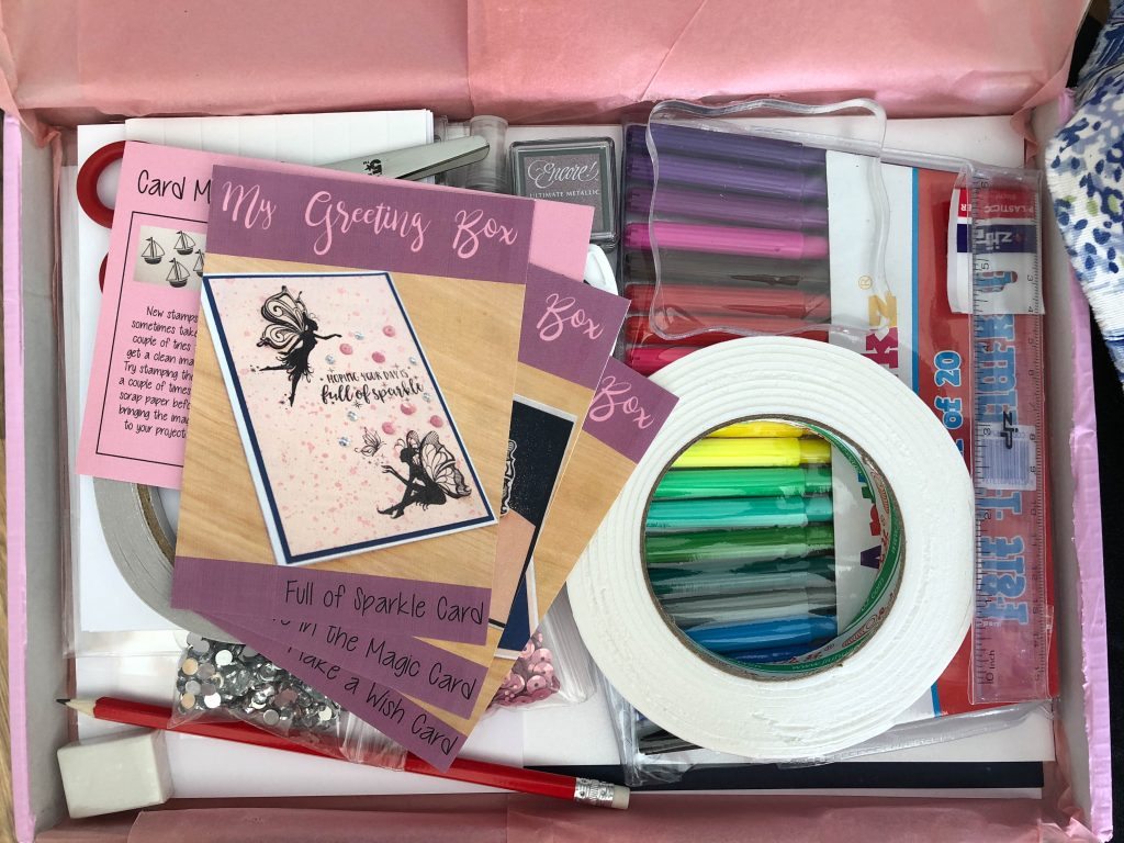My Greeting Box -a subscription box review