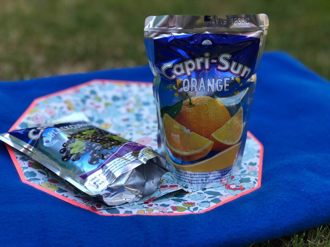 Great days out with Capri-Sun Original 50% Less Sugar