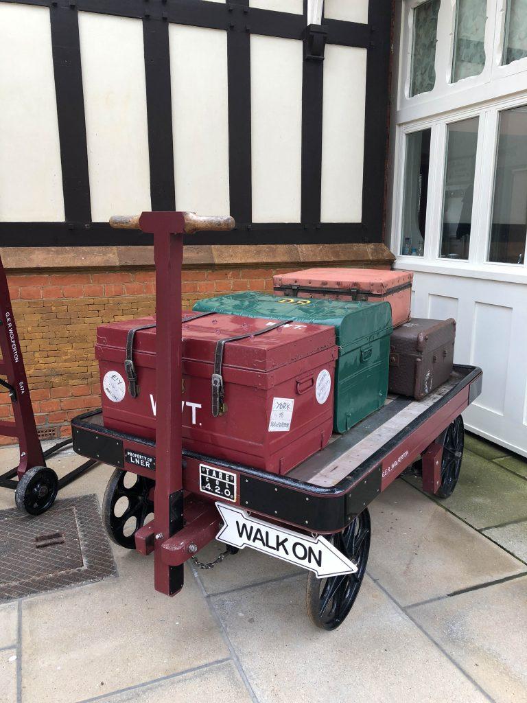 Wolferton Railway Station, Norfolk