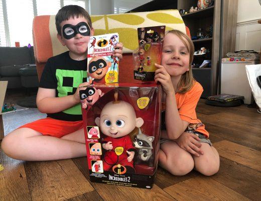 Disney Pixar Incredibles 2 toys from Jakks Pacific
