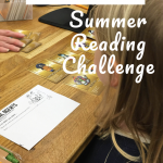 Free Summer activities with the kids - Summer Reading Challenge