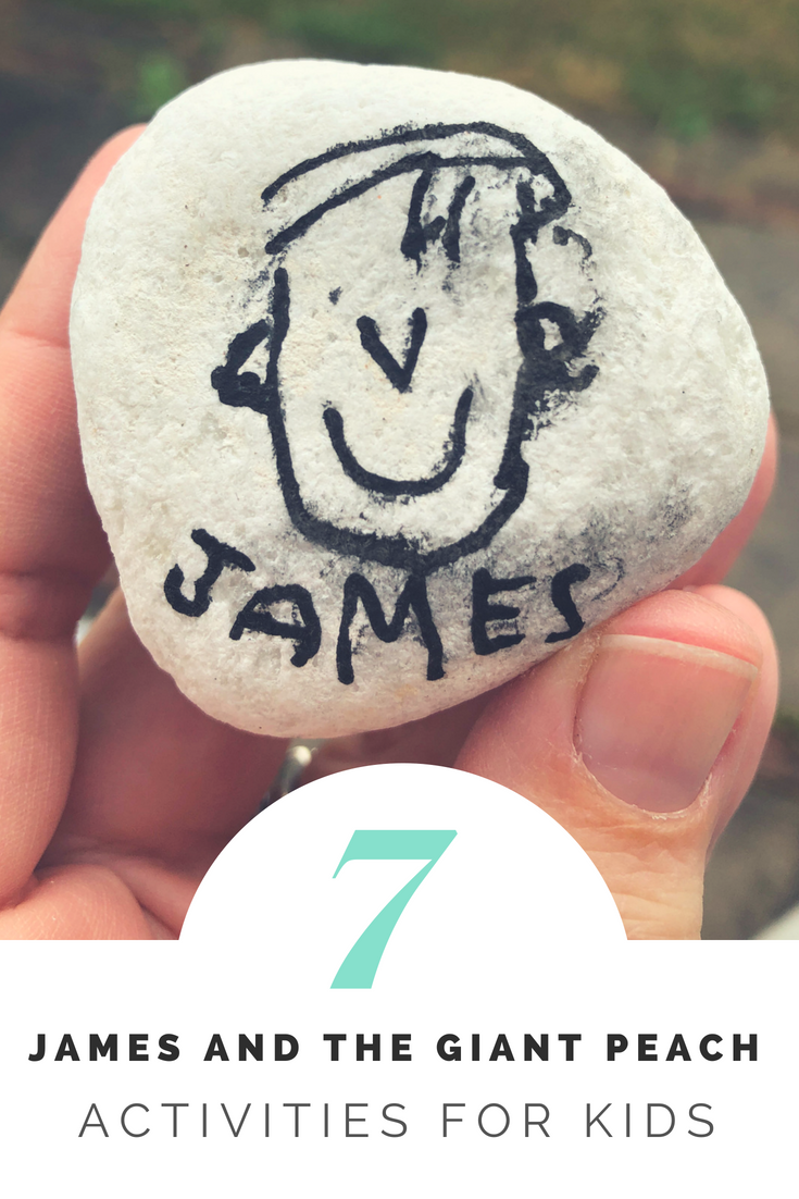 7 James and the Giant Peach activities for kids