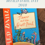 How to celebrate Roald Dahl Day 2018 {Plans for a Peach of a Day}